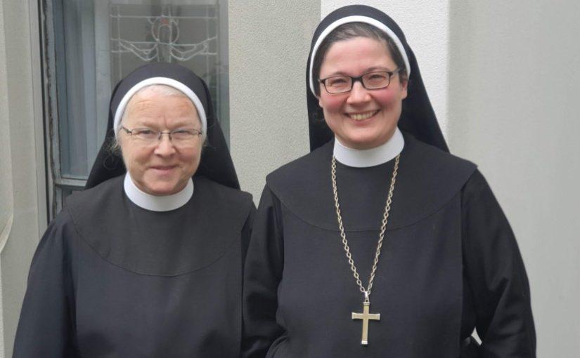 Abtei St. Andreas wählt neue Äbtissin