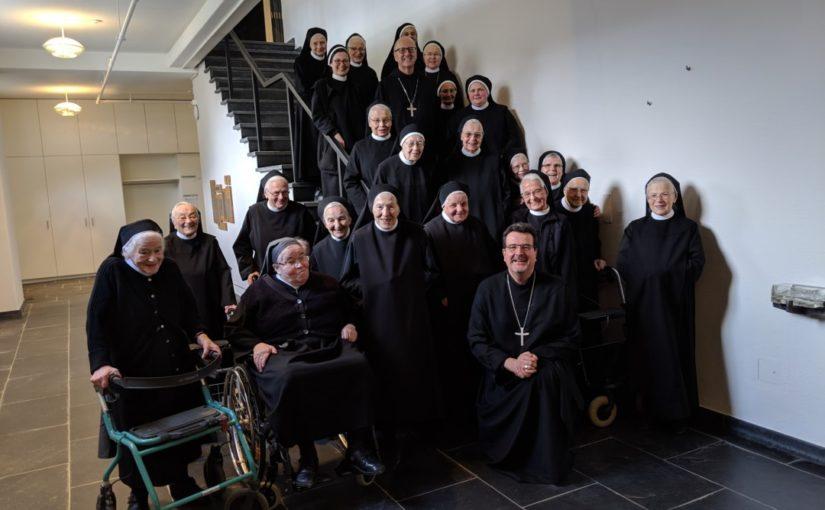 Besuch im Benediktinischen Zentrum
