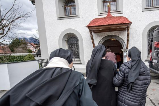 Schwestern von Melchtal sind eingezogen